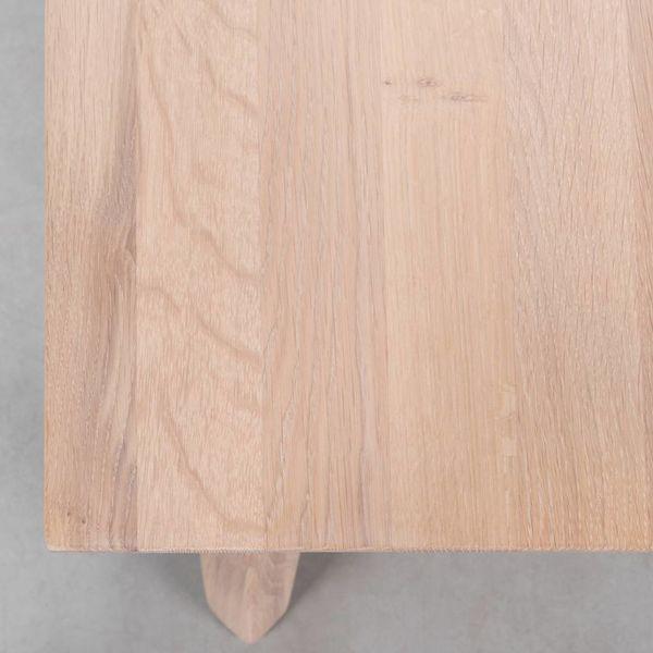bSav & Okse Gunni dining room bench oak whitewash