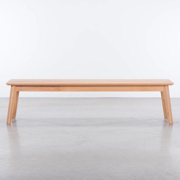 bSav & Økse Gunni Dining Table Bench Beech
