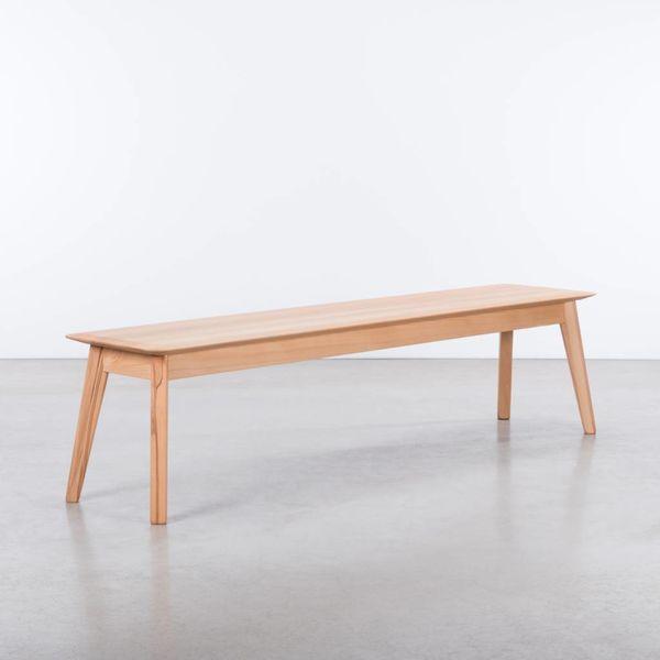 bSav & Økse Samt Dining table bench Beech