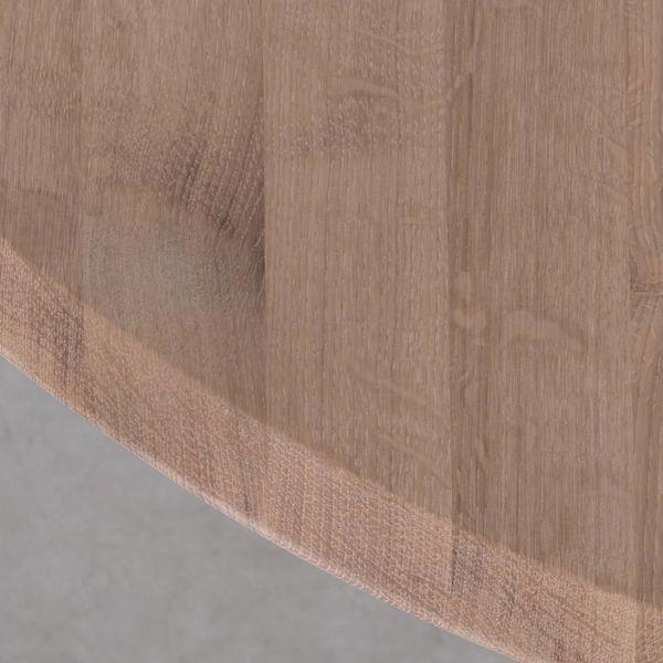 bSav & Okse Volante round table oaks whitewash