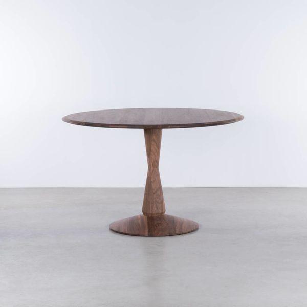 bSav & Okse Volante ronde tafel Walnut