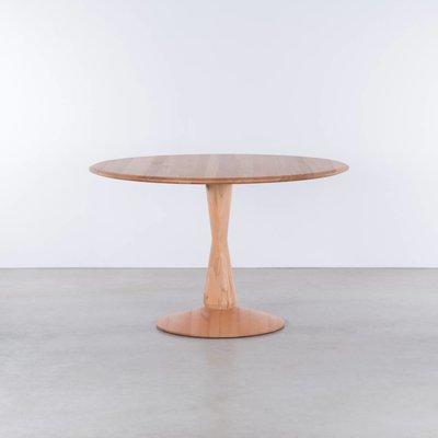 Sav & Økse Volante round table Beech