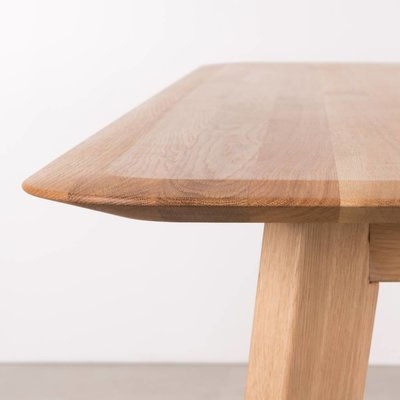 Sav & Okse Samt table Oak