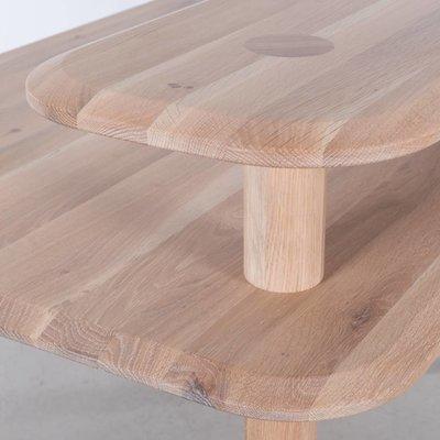 Sav & Økse Olger Desk Oak Whitewash