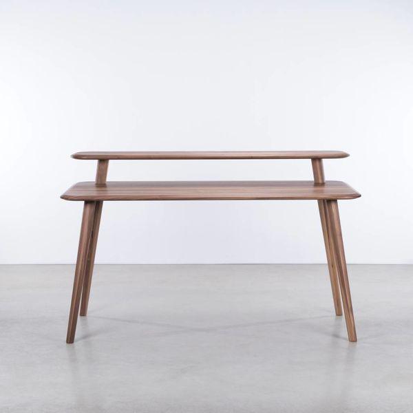 bSav & Okse Olger Desk Walnut