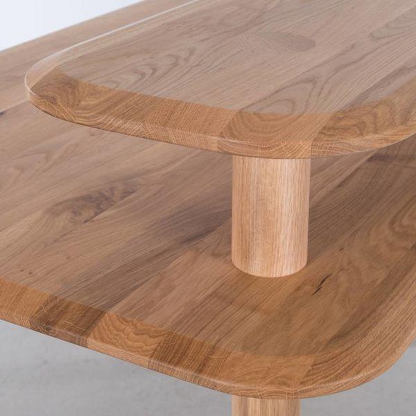 bSav & Økse Olger Desk Oak