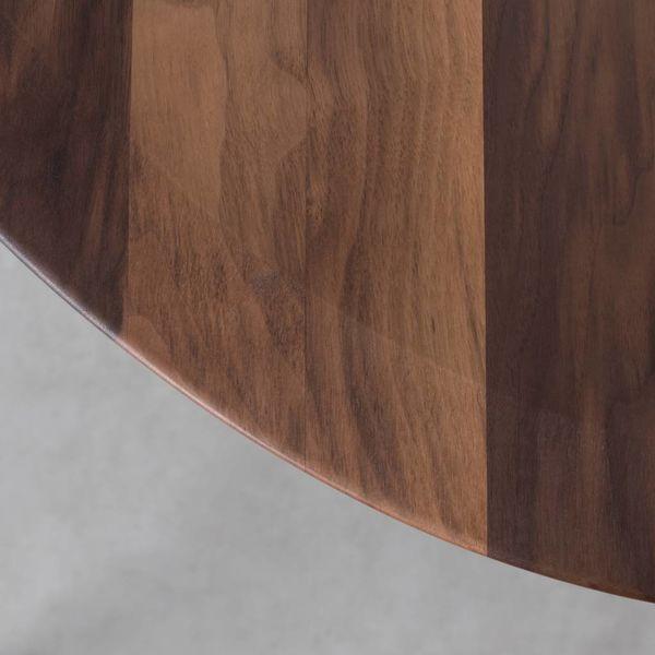 bSav & Økse Samt Oval  Walnut