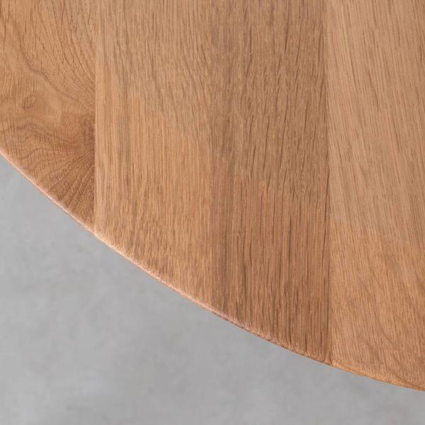 bSav & Okse Samt oval table Oak