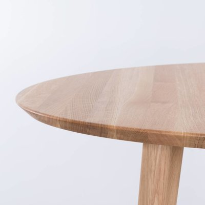Sav & Okse Tomrer round table Oak