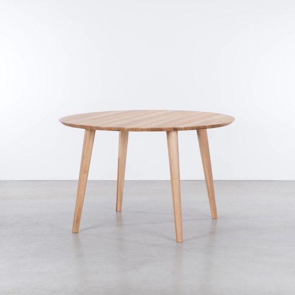 bSav & Okse Tomrer round table Oak