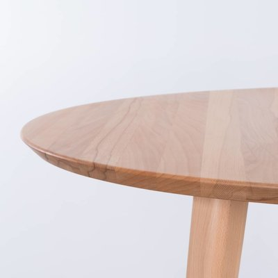 Sav & Okse Tomrer round table Beech