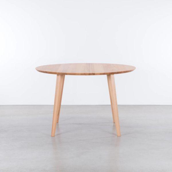 bSav & Okse Tomrer round table Beech
