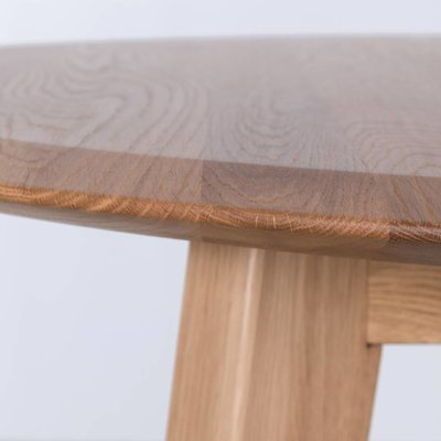 Sav & Okse Samt round table Oak
