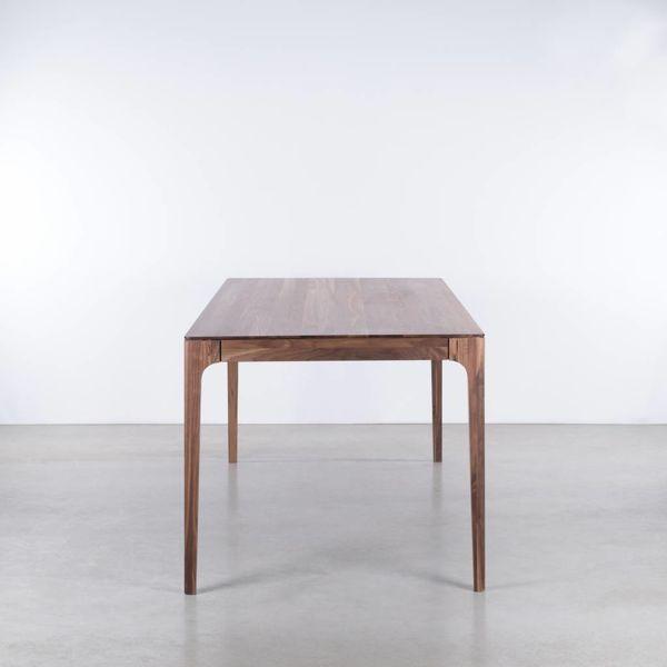 bSav & Okse Rikke table Walnut
