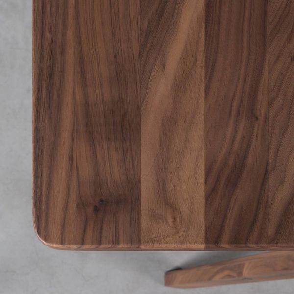 bSav & Okse TD4 Wood Table Walnut