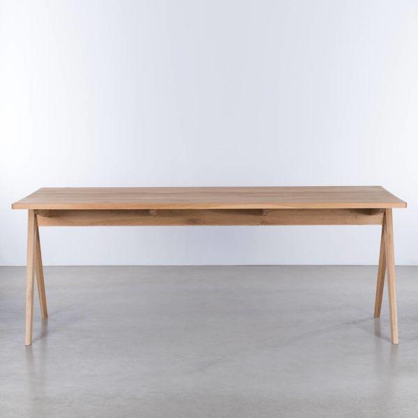 bSav & Okse TD4 Wood Table Oak