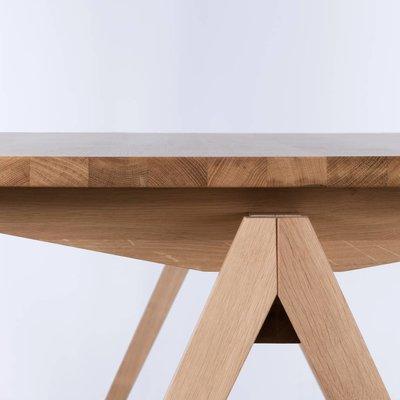 Sav & Okse TD4 Oak wood table