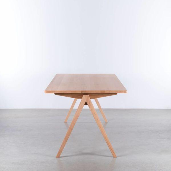 bSav & Okse TD4 Beech Wood Table