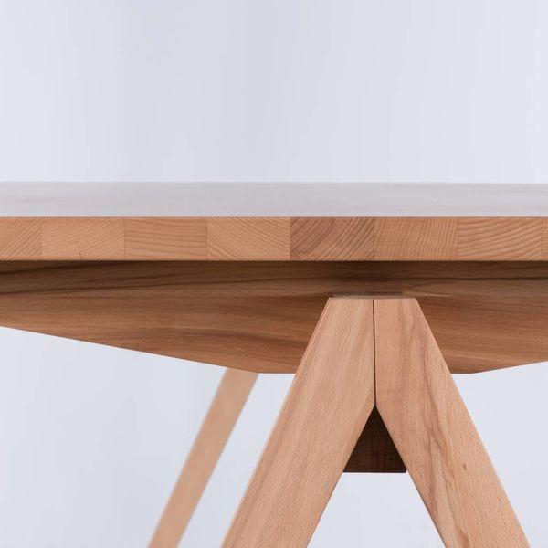 bSav & Okse TD4 Wood Table Beech