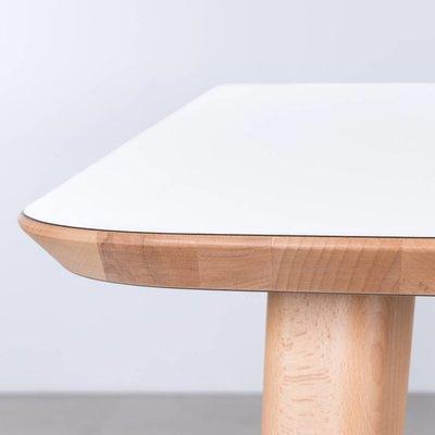 Sav & Okse Tomrer Tafel Beuken met HPL/Fenix blad