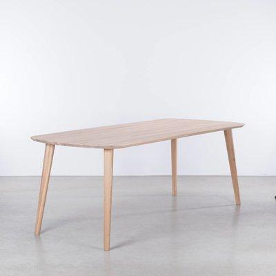 Sav & Økse Tomrer Table Oak Whitewash