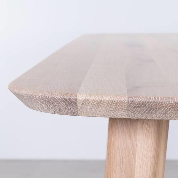 bSav & Økse Tomrer Table Oak Whitewash
