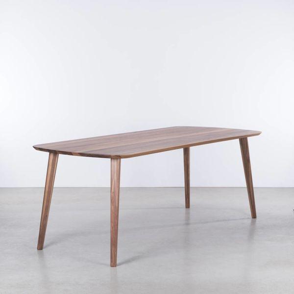 bSav & Okse Tomrer tafel Walnoot