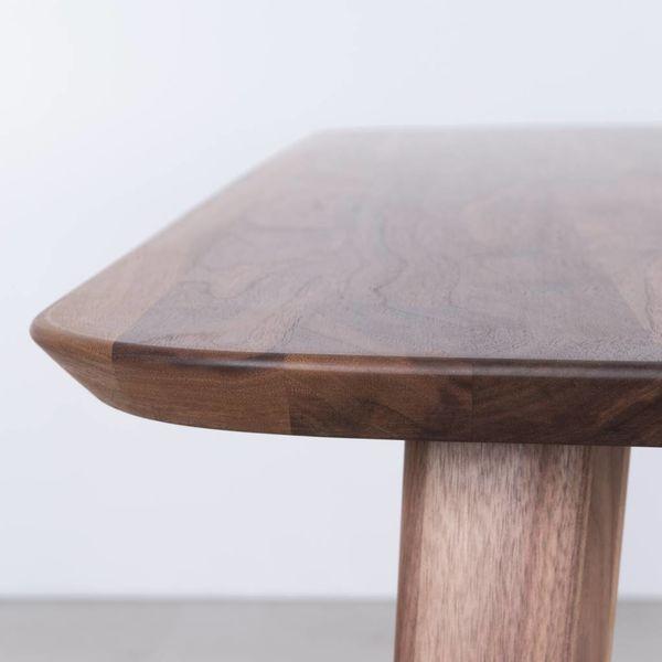 bSav & Okse Tomrer table Walnut