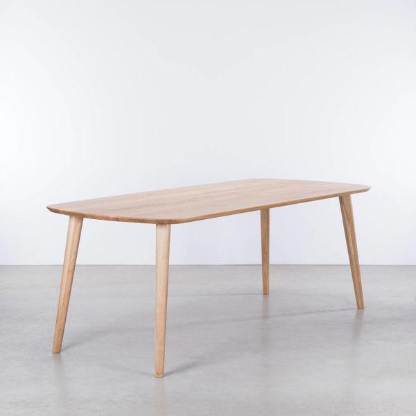 bSav & Okse Tomrer Table Oak