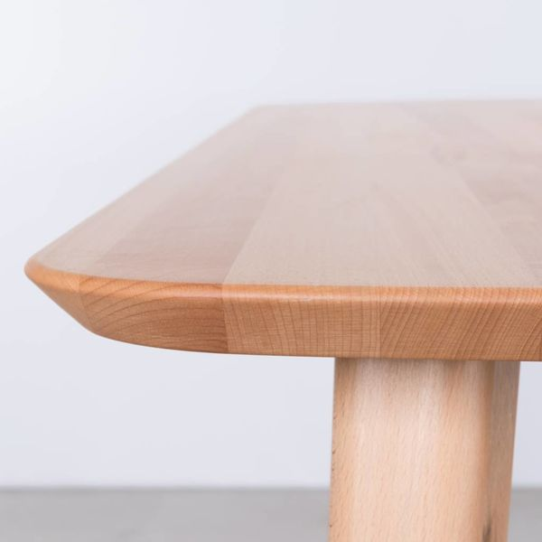 bSav & Okse Tomrer Table Beech