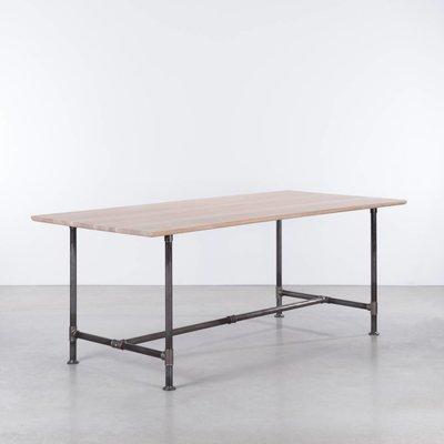 Sav & Økse Ditte Table Oak Whitewash