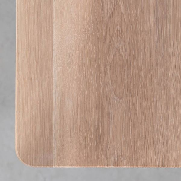 bSav & Okse Ditte Table Oak Whitewash