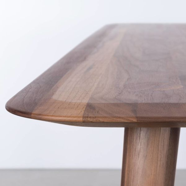 bSav & Okse Olger Walnut Table
