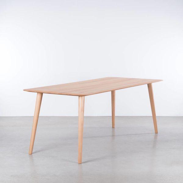 bSav & Okse Olger table beech