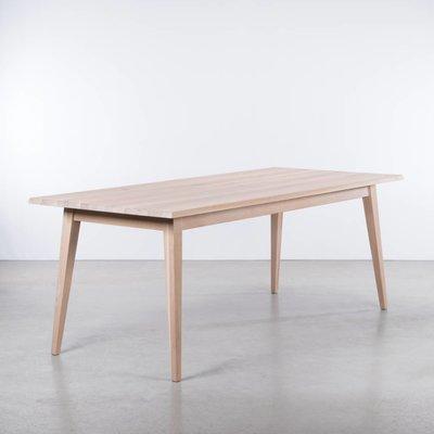 Sav & Økse Illum Table Oak Whitewash