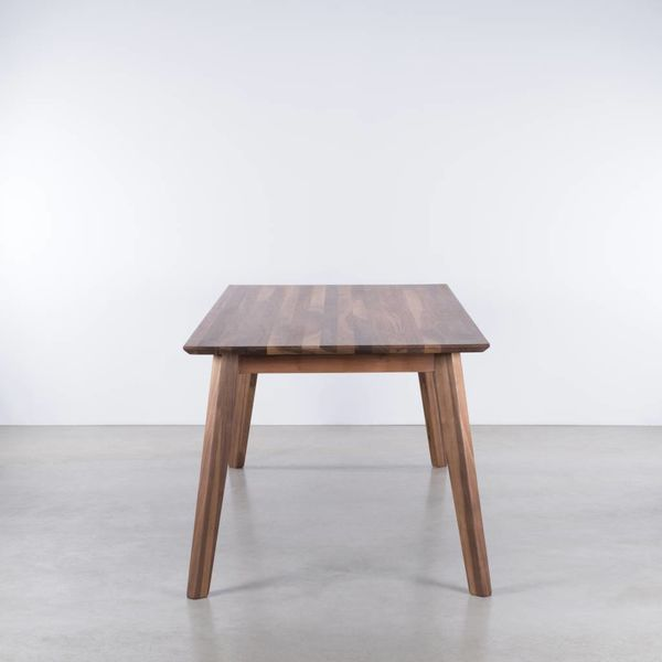 bSav & Okse Gunni table Walnut