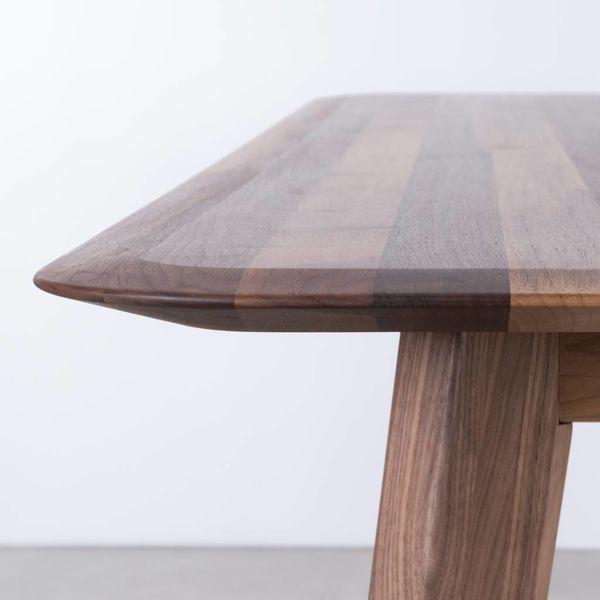 bSav & Okse Samt tafel Walnoot