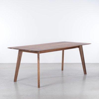 Sav & Økse Samt Table Walnut