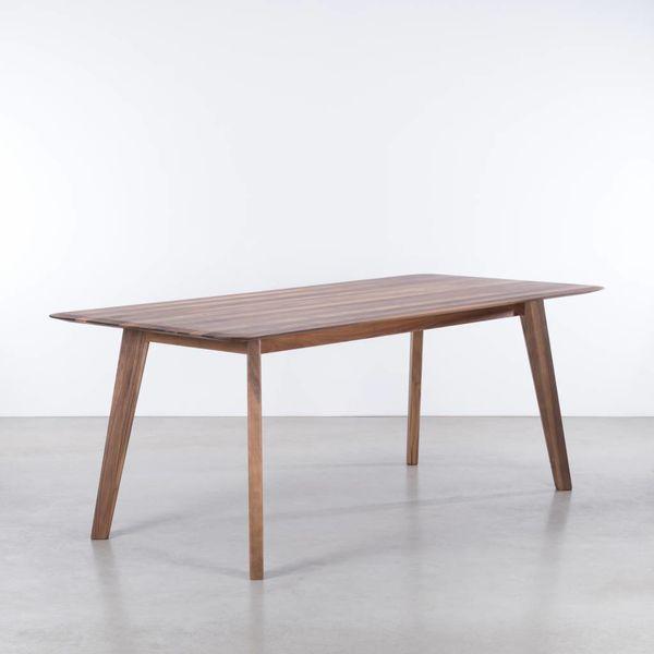 bSav & Okse Samt table Walnut