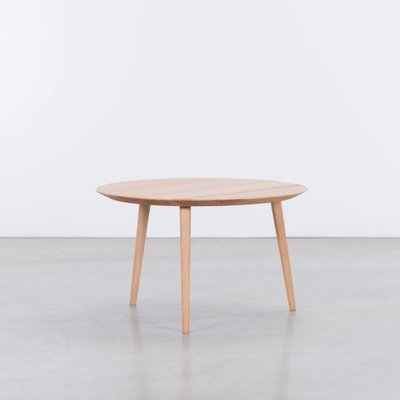 Sav & Okse Tomrer Coffee table Round Beech - 3 Leg