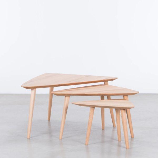 bSav & Økse Tomrer Coffee Table Beech