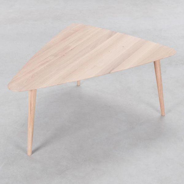 bSav & Økse Tomrer Coffee Table Oak Whitewash