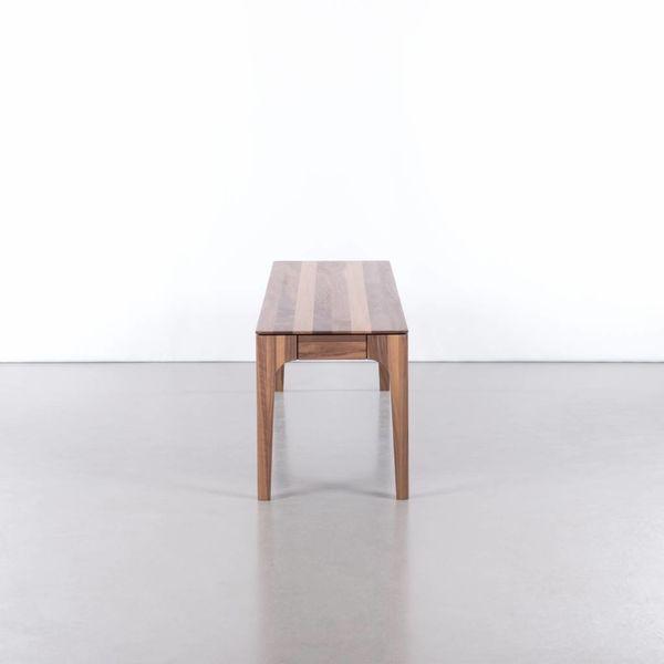 bSav & Økse Rikke Dining Table Bench Walnut