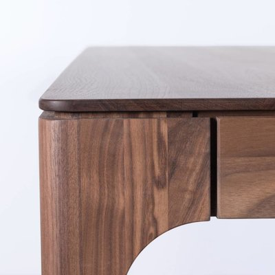Sav & Okse Rikke dining table bench walnut
