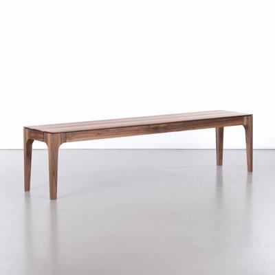 Sav & Økse Rikke Dining Table Bench Walnut