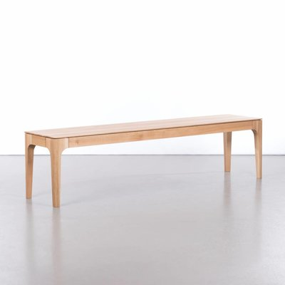 Sav & Økse Rikke Dining Table Bench Oak