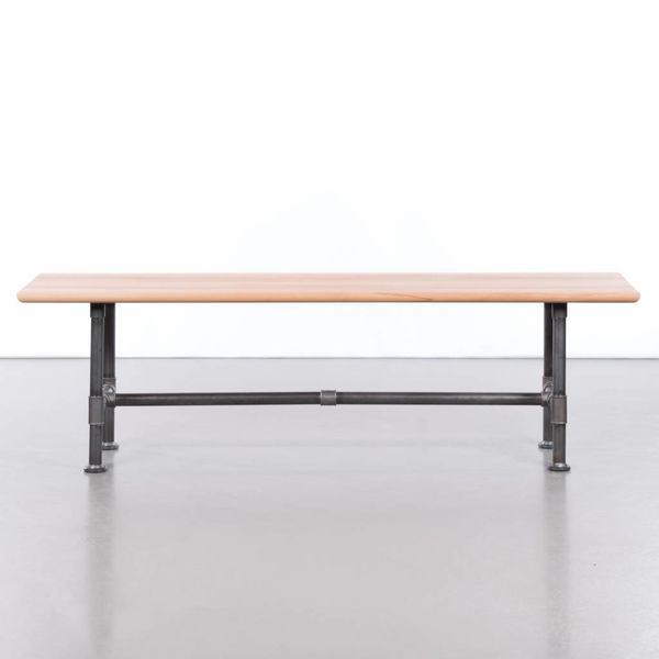 bSav & Okse Ditte Dining Table Bench Beech