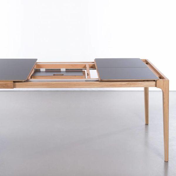 bSav & Økse Rikke Table Extendable Oak With Fenix Top