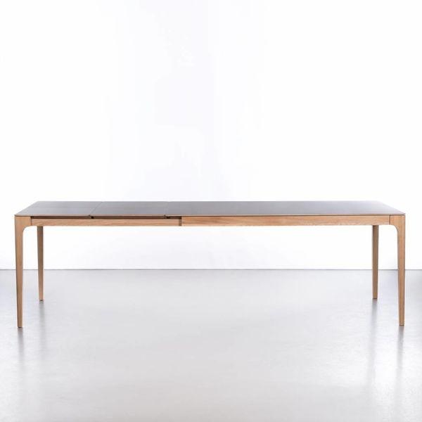 bSav & Økse Rikke Table Extendable Walnut With Fenix Top