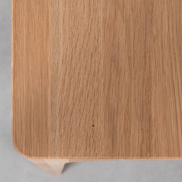 bSav & Økse Rikke Tafel Uitschuifbaar Eiken